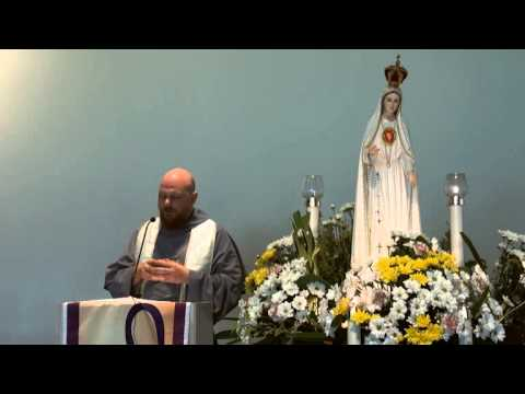 A Day With Mary #107: Fr Giles speaks on Our Lady