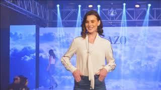 16 Feb,2019: Bollywood actress raises glamour quotient at fashion show in Mumbai - ANIINDIAFILE