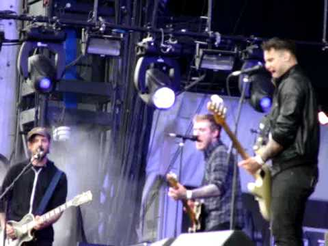 The Gaslight Anthem live