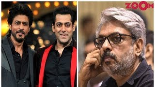 Sanjay Leela Bhansali to rope in Shah Rukh Khan - Salman Khan for a family drama?! | Bollywood News - ZOOMDEKHO