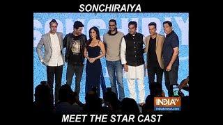 Bhumi Pednekar, Sushant Singh Rajput and Manoj Bajpayee talk about their film Son Chiraiya - INDIATV