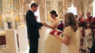 Самая красивая свадьба Москвы в усадьбе - свадебное агентство Wedding Consult