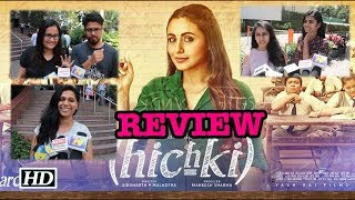 Hichki movie REVIEW | Rani's Comeback passes with hiccups? - BOLLYWOODCOUNTRY