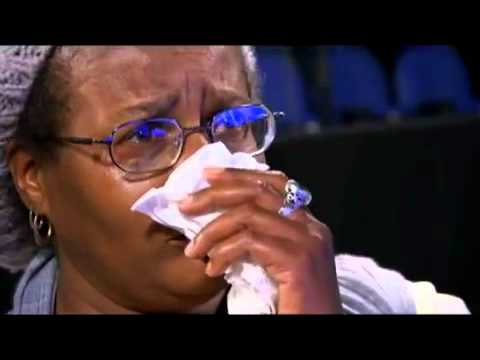 The X Factor UK 2011 Lascel Wood Audition 4