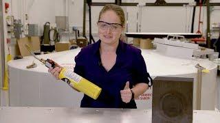 Blowtorch vs Heat Shield - NASAEXPLORER
