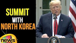 President Trump Meeting With Japanese Prime Minister Ahead Of Summit With North Korea | Mango News - MANGONEWS