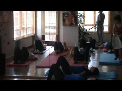 salsa ankara dans akademisi pilates dersi