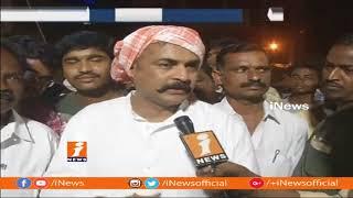 Face To Face With Hero Sivaji On His Midnight Vigil For AP Special Status | Vijayawada | iNews - INEWS