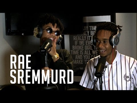Rae Sremmurd - Rae Sremmurd On Hot 97
