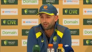 17 Dec, 2018 - Cricket: Bruised Australia build vital lead in Perth - ANIINDIAFILE