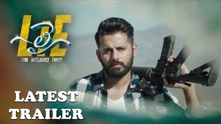 #LIE Movie Latest Trailer - Nithiin, Arjun, Megha Akash | Hanu Raghavapudi - 14REELS