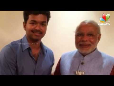 Vijay Opens up on his Meeting with Narendra Modi | Hot Tamil Cinema News