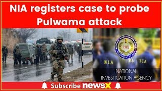 NIA re-registers case in Pulwama militant attack on CRPF convoy - NEWSXLIVE