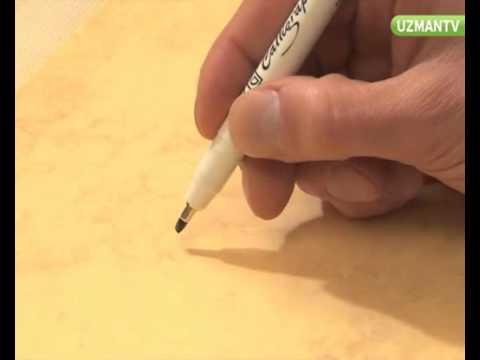 Kaligrafi ile Güzel Yazı Tekniği