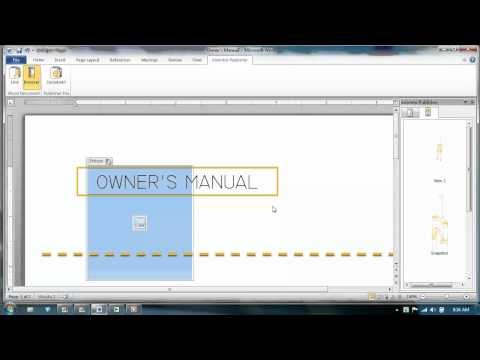 Inventor Publisher 2012 New Features