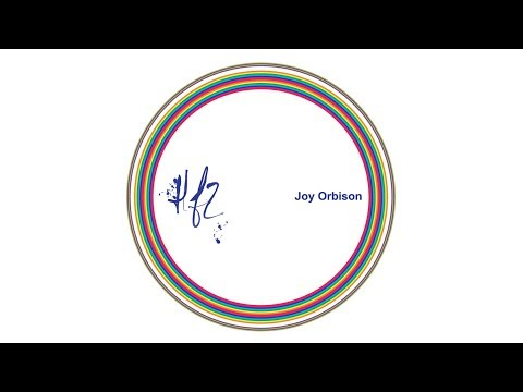 Joy Orbison - Wet Look - HFT009