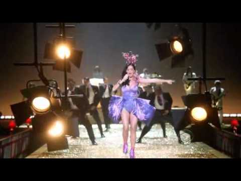 Katy Perry - Fireworks @ Victoria Secret Fashion 2010