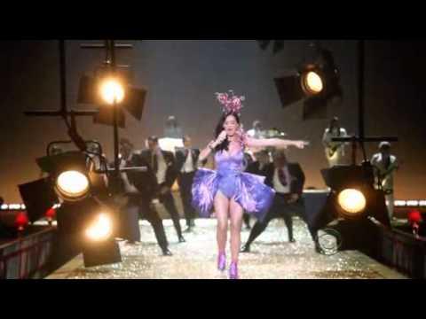 Katy Perry - Fireworks @ Victoria Secret Fashion 2010