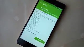 Как сделать бекап прошивки Android телефона через TWRP