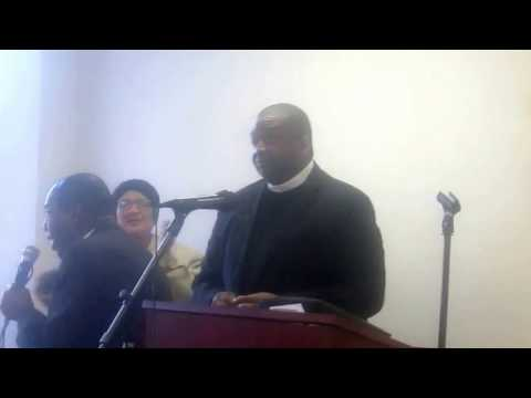 Special guest, Bishop Simms @ Christian Corner Fellowship COGIC
