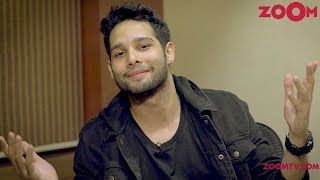 Siddhant Chaturvedi's journey from CA to Mc sher of Gully Boy | Exclusive - ZOOMDEKHO