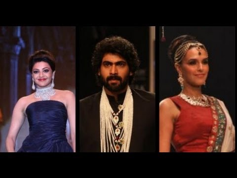 Bollywood Celebs Glittering On The Ramp