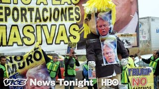 Mexico's View Of The Wall & Reviewing the Pope: VICE News Tonight Full Episode (HBO) - VICENEWS