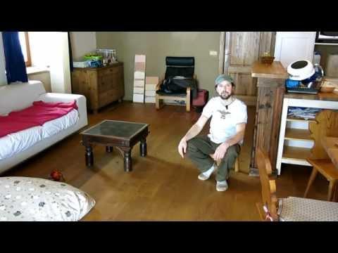 Podlahové topení a dřevěná podlaha