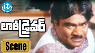 Lorry Driver Movie Scenes - Rallapalli Purchases A New Lorry || Balakrishna || B Gopal - IDREAMMOVIES