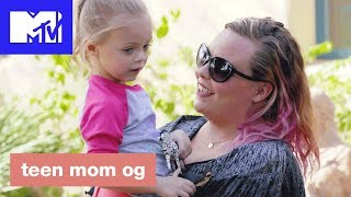 'Visiting Mommy' Official Sneak Peek | Teen Mom OG (Season 7) | MTV - MTV