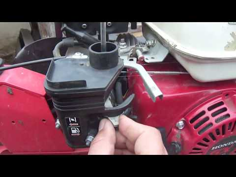 Мотоблок хонда gx 160 ремонт