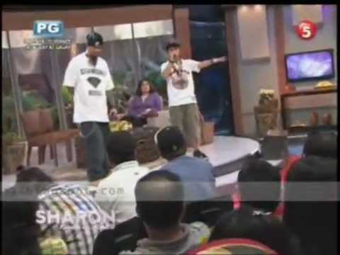 FlipTop - Abra vs Batas @ Sharon