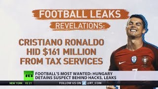 Revealing dark side of the game? Suspect behind Football Leaks arrested - RUSSIATODAY