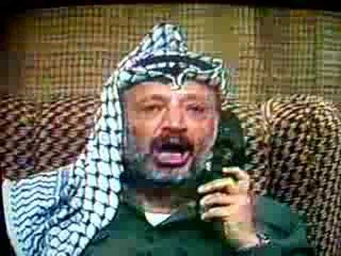 NNTN: Yasser Arafat & Mother
