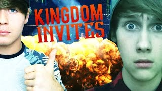 Thumbnail van THE KINGDOM VAN DOEMAARGAMEN! - INVITES!