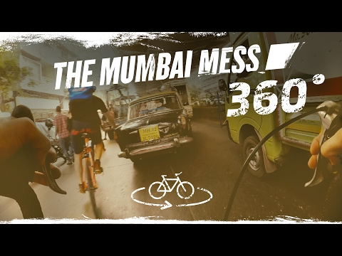 Bike Unfriendly: The Mumbai Mess 360°