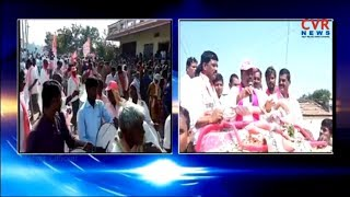 Ibrahimpatnam TRS MLA Candidate Manchireddy Kishan Reddy Election Campaign | CVR News - CVRNEWSOFFICIAL