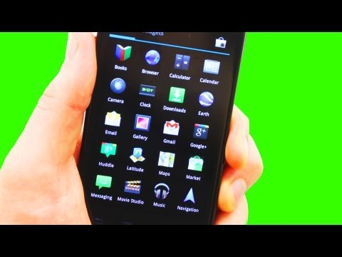 Android Ice Cream Sandwich Review (Nexus S)
