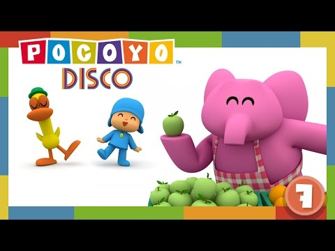 Pocoyo Disco - My Fair Elly [Episode 7]