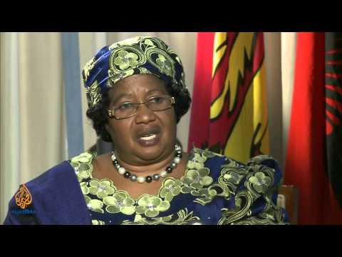 Talk to Al Jazeera - Joyce Banda: