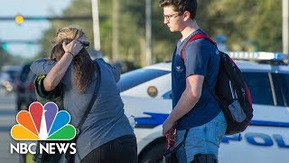 Watch live: Authorities hold briefing on Florida school shooting - NBCNEWS