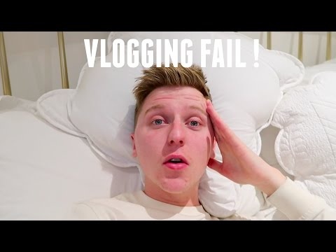 VLOGGING FAIL !