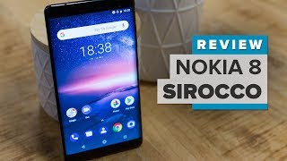 Nokia 8 Sirocco review - CNETTV