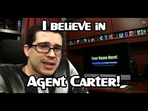 Agent Carter Season 1 Reaction?