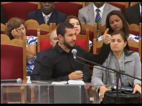 Rodolfo Abrantes - Testemunho