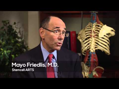 Dr. Mayo Friedlis - Stem Cell Therapy for Spine Problems
