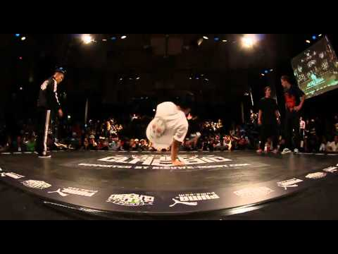 Nasty Ray & Flying Buddha vs Hurricane Ray & El Nino [WBC 2011 Quarter Final]