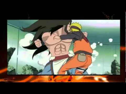 Naruto Shippuden La Pelicula 2 lazos latino