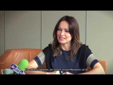 Sharon Corr w rozmowie z Gabi Drzewiecką