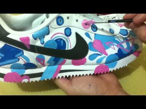 Nike Cortez Custom